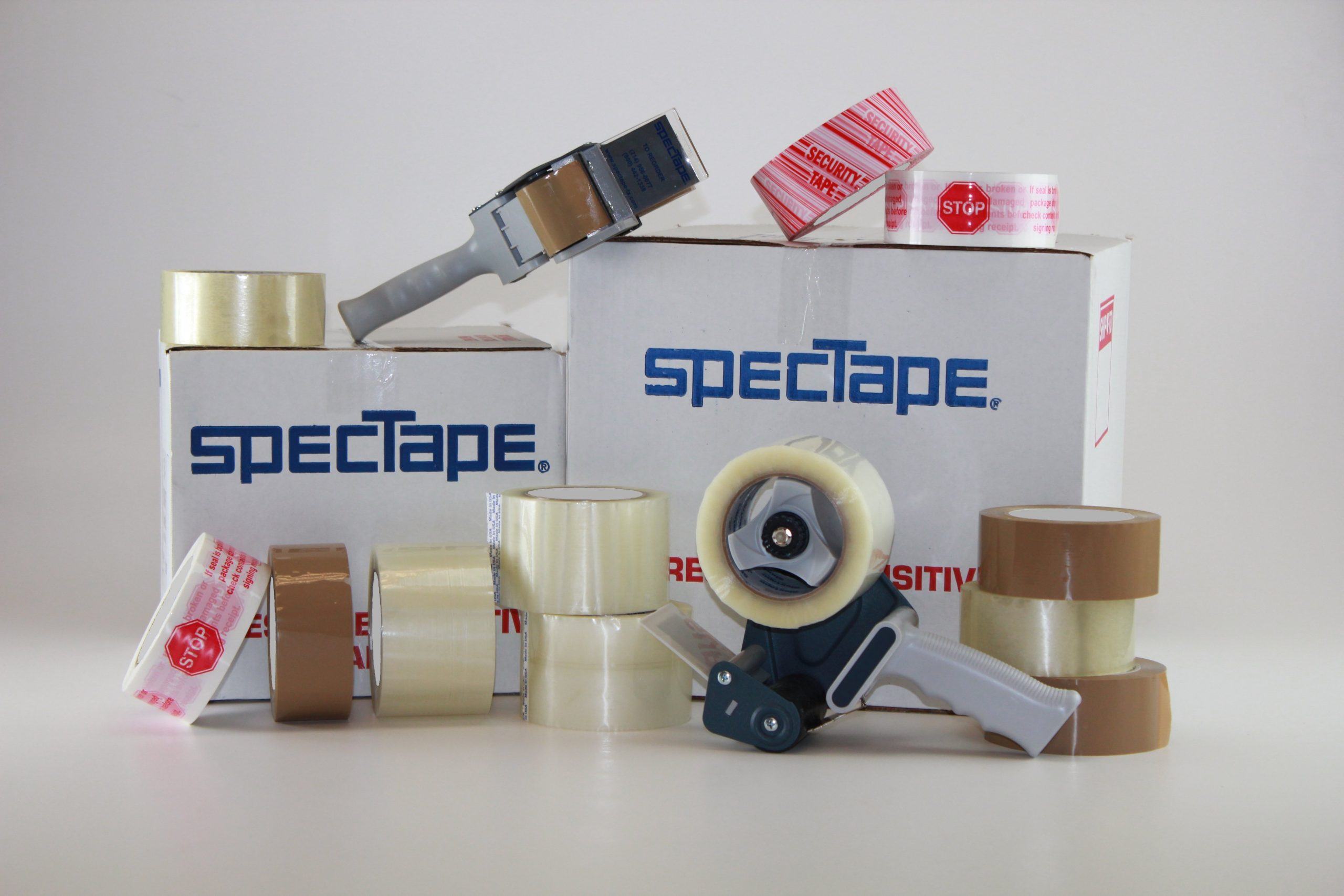 Spectape_Packaging Tape