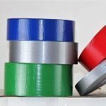 Commercial Cloth and Vinyl Tapes