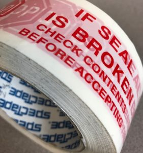 Spectape  ST - STOP Security Tape 2