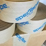 NA3 Custom Printable Water Activated Paper Tape 2